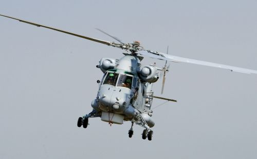 Seasprite helicopter project approved