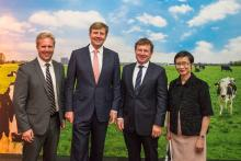 Fonterra strengthens ties with the Netherlands
