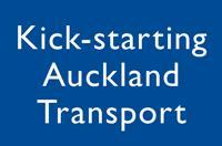 Kick-starting Auckland Transport Projects