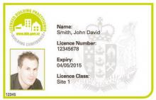 Launch of Licence Card next step in building sector reform