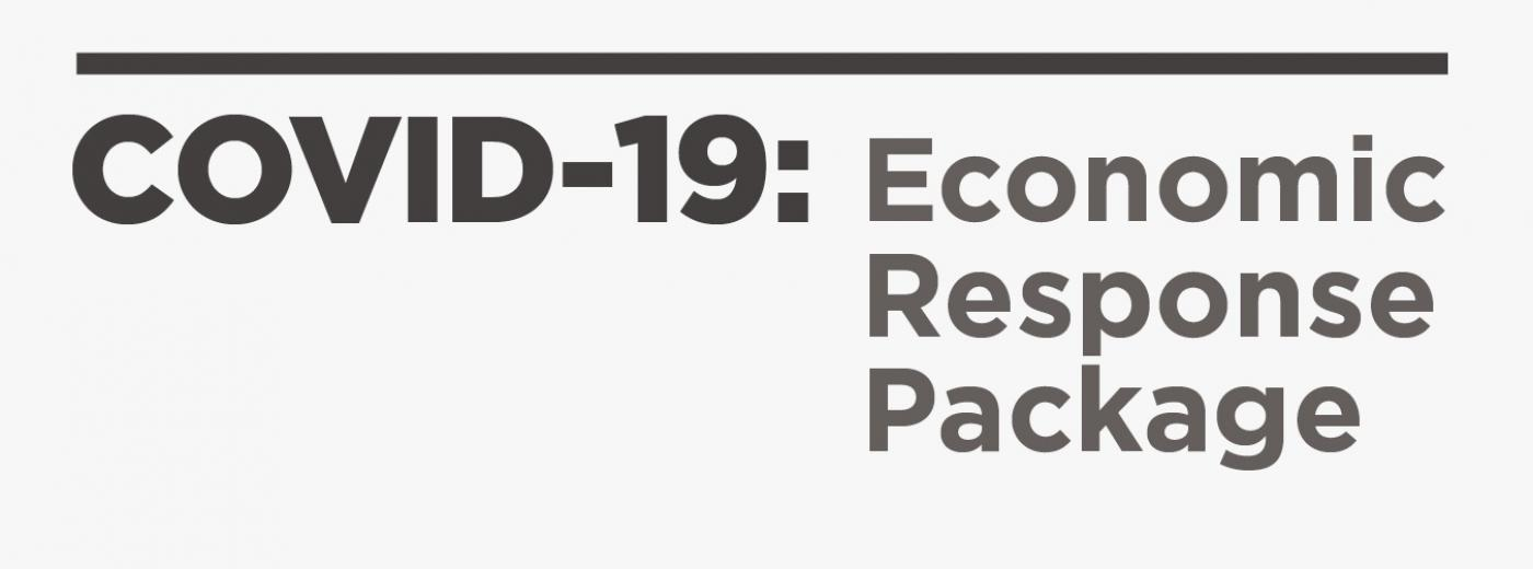 COVID-19 Economic Response Package